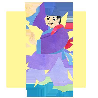 紫掌櫃 偶