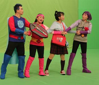 《超級聯盟》聖誕音樂劇培訓場次開跑