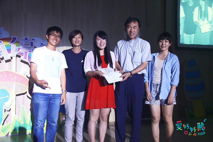 青年組佳作中國醫藥大學