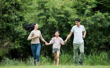 經營豐盛生命家庭
